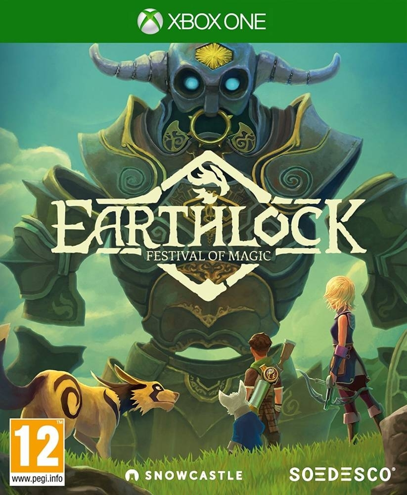 Earthlock Festival of Magic (Xbox One)